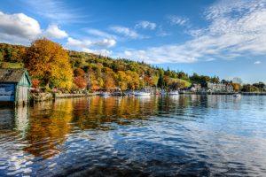 Inglaterra en otoño - Ríos Inglaterra, Ambleside