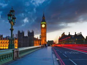 Londres - Palacio de Westminster