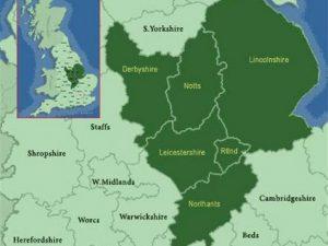 Midlands Oriental