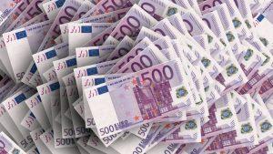 Moneda de Inglaterra - Euros