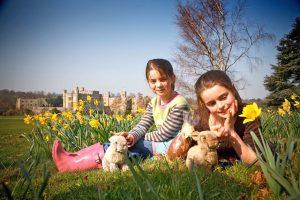 Pascua en Inglaterra