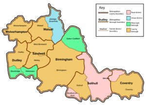 West Midlands County