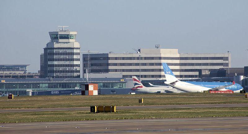 Aeropuerto de Mánchester