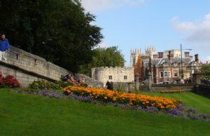 Las murallas de York