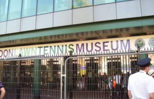 Museo Wimbledon Lawn Tennis