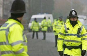Seguridad en Inglaterra
