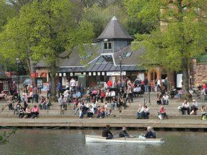 Río Dee en Chester