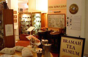 Museo Bramah del Té y el Café