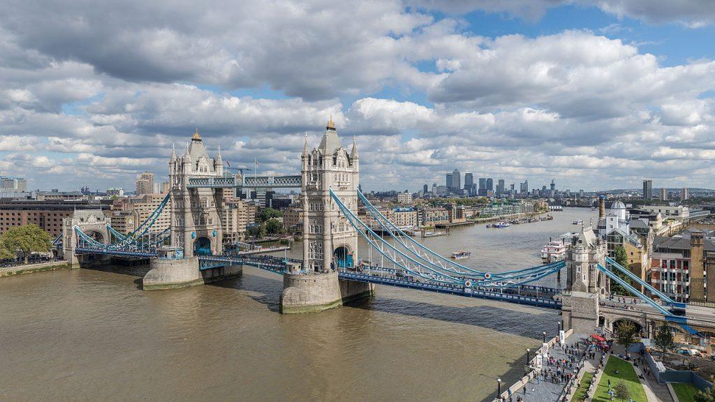 Puente De La Torre Inglaterra Ws