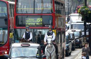 Transporte en Inglaterra