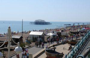 Clima de Brighton
