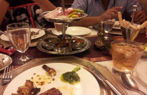 Comer en Mánchester