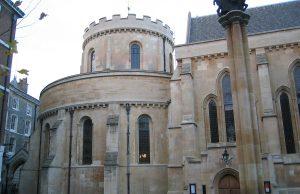 Iglesias en Londres