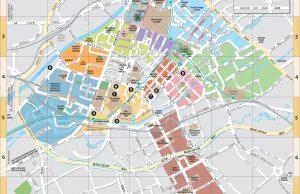 Mapa de Mánchester