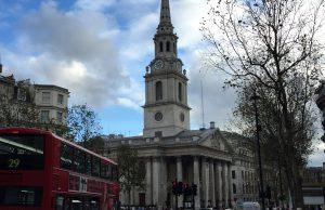 Monumentos en Londres