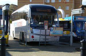 Transporte en Mánchester