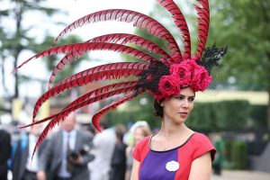 Ladies' Day at Royal Ascot en Inglaterra.