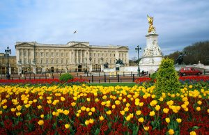 Inglaterra en Primavera
