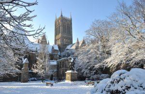 Inglaterra en invierno
