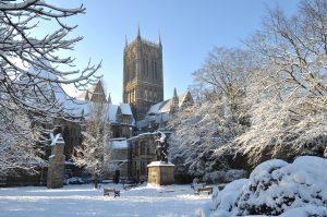 Invierno en Inglaterra