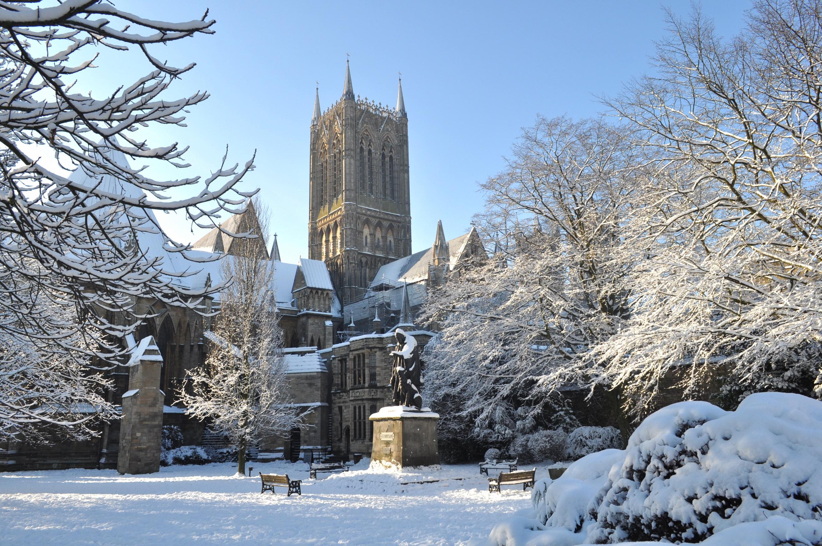 Inglaterra en invierno for Imagenes de patios de invierno