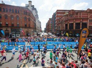 Maratón de Mánchester del 2013