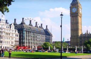 Inglaterra en Julio