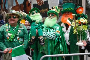 St. Patrick's Day en Londres